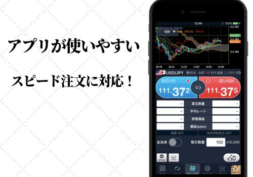 GMOクリック証券FXネオ アプリ